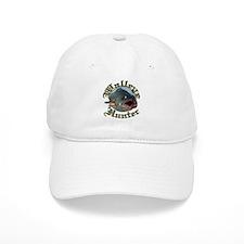 Walleye hunter 3 Baseball Cap