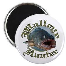 Walleye hunter 3 Magnet