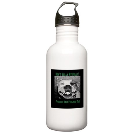 Don't Bully My Bully! Stainless Water Bottle 1.0L