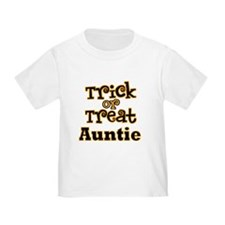 Trick or Treat Auntie T