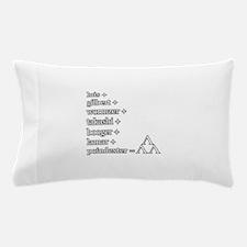 THE TRI-LAMS TRIBUTE Pillow Case