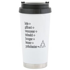 THE TRI-LAMS TRIBUTE Travel Mug