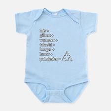 THE TRI-LAMS TRIBUTE Infant Bodysuit
