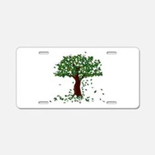 MAGNOLIA TREE Aluminum License Plate