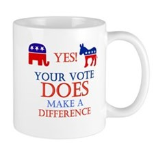 Your Vote Counts Mug