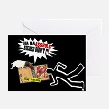 Mouse Revenge Greeting Cards (Pk of 10)