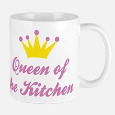 Queen of the Kitchen Mug