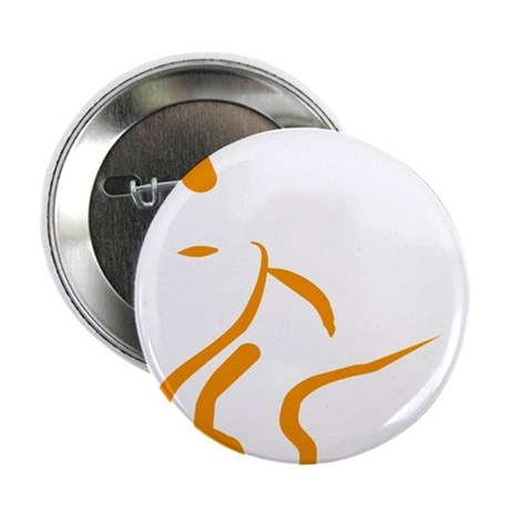 "jumping horse 2.25"" Button"