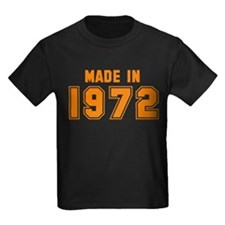 Made in 1972 T