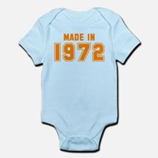 Made in 1972 Infant Bodysuit