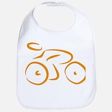bike logo Bib