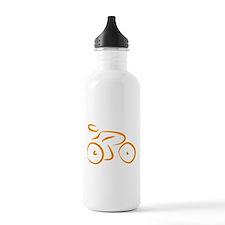 bike logo Sports Water Bottle