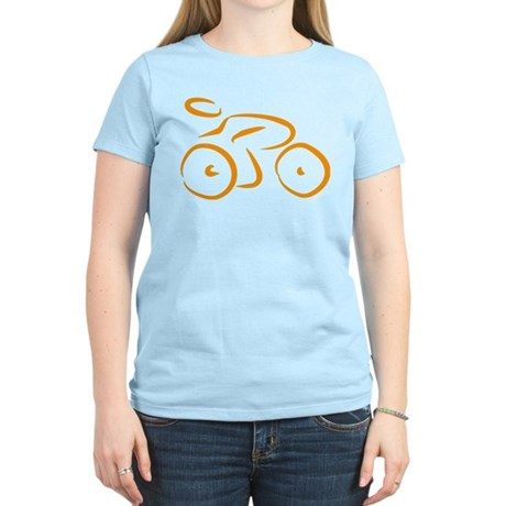 bike logo Women's Light T-Shirt