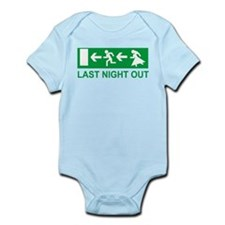 bachelor party Infant Bodysuit