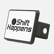 Shift Happens Hitch Cover