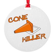 Cone Killer Ornament