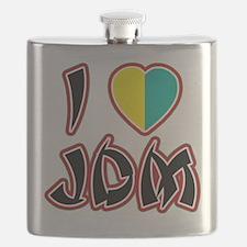 I Heart JDM (Wakaba) Flask