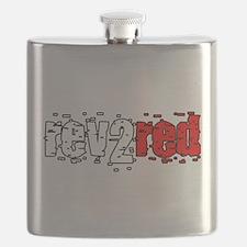 Rev 2 Red Flask