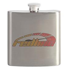 Redline Tach Flask