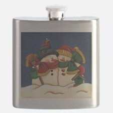 Snow Couple.jpg Flask