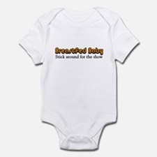 Breastfed Baby Infant Creeper
