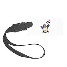 Missouri Penguin Luggage Tag