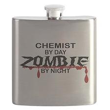 Chemist Zombie Flask