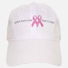 Love & Hope Baseball Baseball Cap