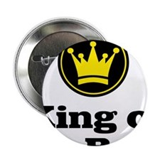 "King of the Boat 2.25"" Button"