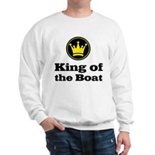 King of the Boat Sweatshirt