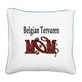Belgian tervuren Throw Pillows
