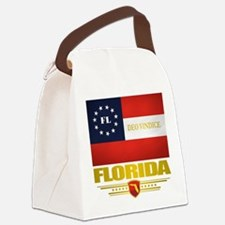 Florida Deo Vindice Canvas Lunch Bag