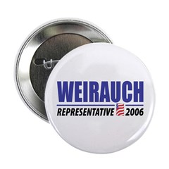 "Weirauch 2006 2.25"" Button (100 pack)"