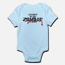 Chef Zombie Infant Bodysuit