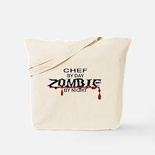 Chef Zombie Tote Bag