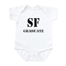 Sound Factory Graduate Infant Creeper