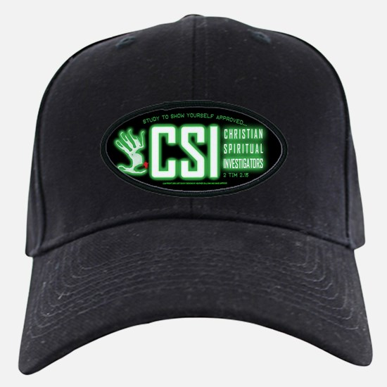 Christian Spiritual Investigators Baseball Hat