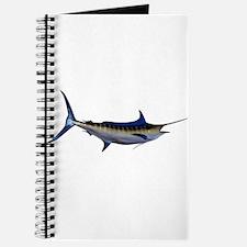 Blue Marlin Fish Journal