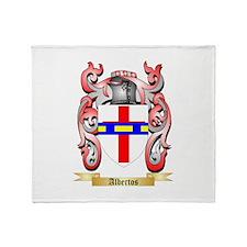 Albertos Throw Blanket