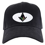 I know square and compass Black Cap