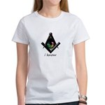 I know square and compass Women's T-Shirt