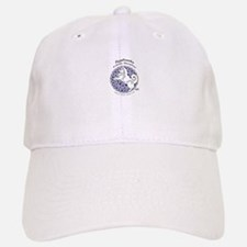 Eyjahunda Logo White Background Baseball Baseball Cap