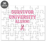Survivor University Puzzle