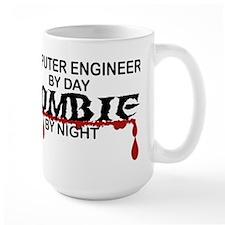 Computer Engineer Zombie Mug