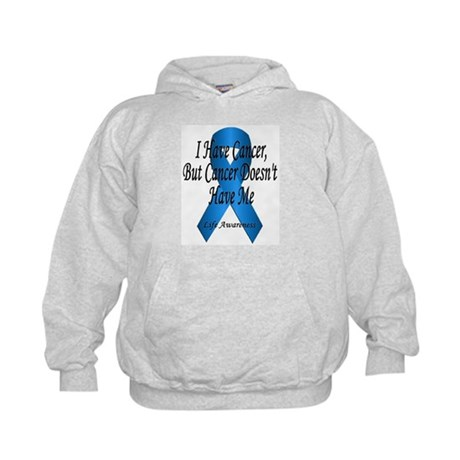 Lung Cancer Kids Hoodie