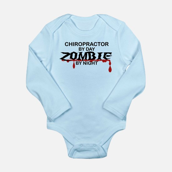 Chiropractor Zombie Baby Outfits
