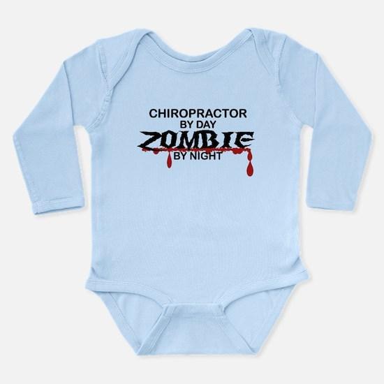 Chiropractor Zombie Onesie Romper Suit