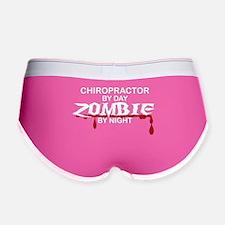 Chiropractor Zombie Women's Boy Brief