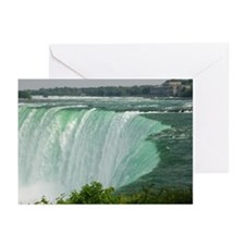 Niagara Falls 2 Greeting Cards (Pk of 10)