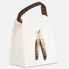 Native Canvas Lunch Bag